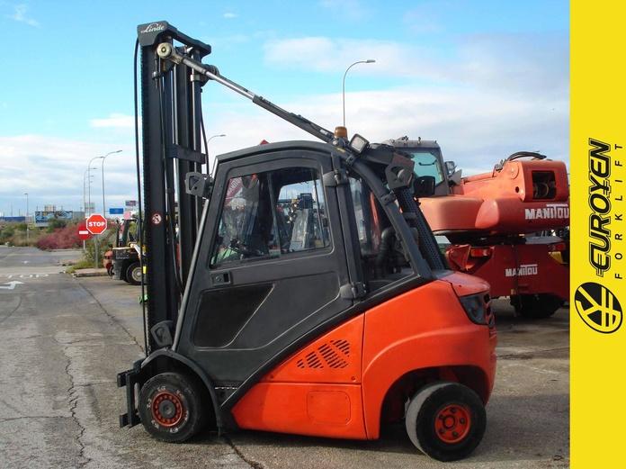 Carretilla diesel LINDE Nº 6079: Productos y servicios de Comercial Euroyen, S. L.
