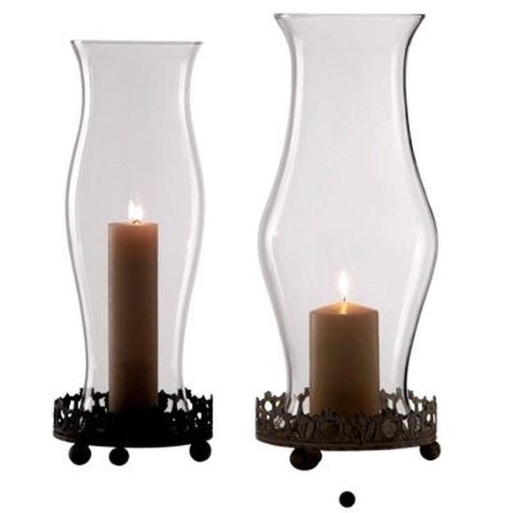 Portavelas de cristal: Nuestras velas de La Cerería Decor