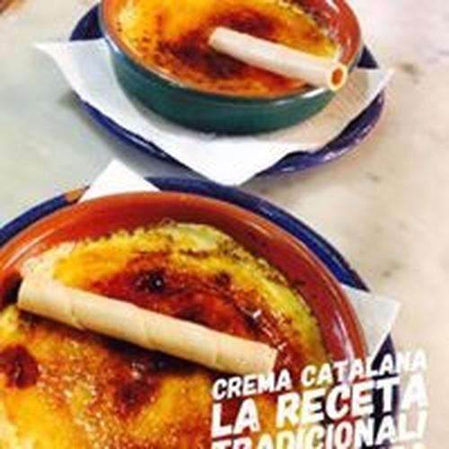 Traditional Catalan cuisine Barceloneta Barcelona