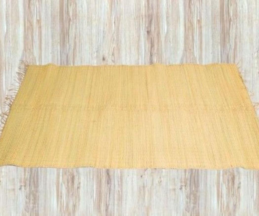 Ideas para decorar con alfombras de fibras naturales