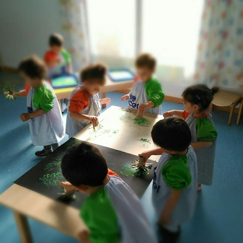 ESCUELITA: Servicios de Escuela Infantil Crecer