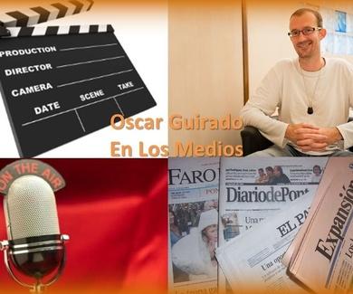 Oscar Guirado en los medios - entrevistas, charlas, ponencias, ....