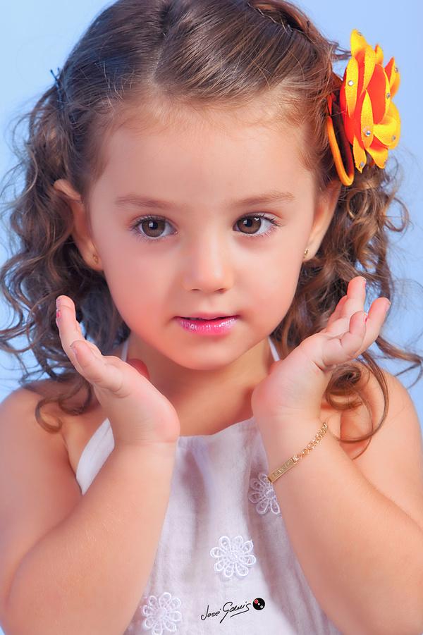 Retrato infantil - Estudio