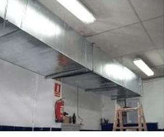 Ventiladores industriales: Servicios  de Teyvent