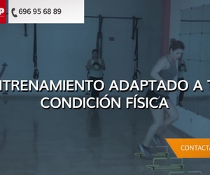 Entrenador personal en Tenerife - JEP Training Center