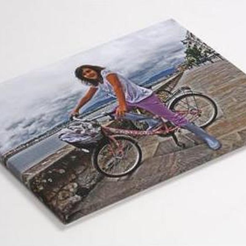 Impresión sobre lienzo Gijon