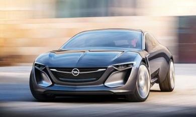 Siete Primicias Mundiales en la IAA: Del Opel Insignia OPC al Opel Monza