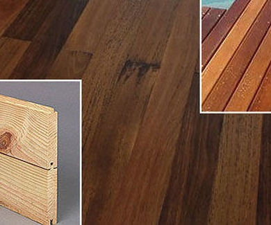 Almacén de madera Sória