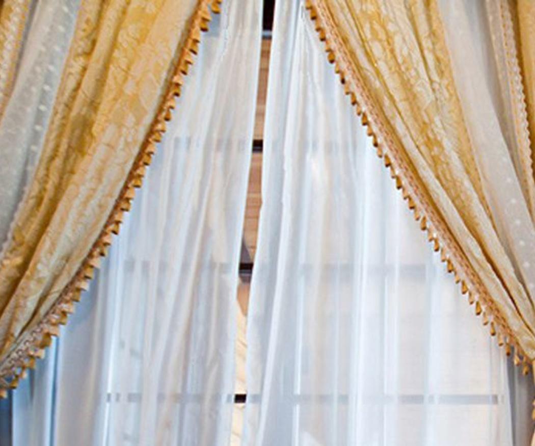 Las ventajas de las cortinas de algodón