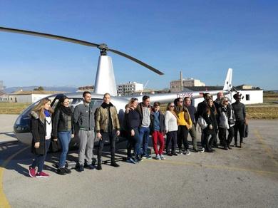 Reserva tu vuelo en helicóptero en Palma de Mallorca