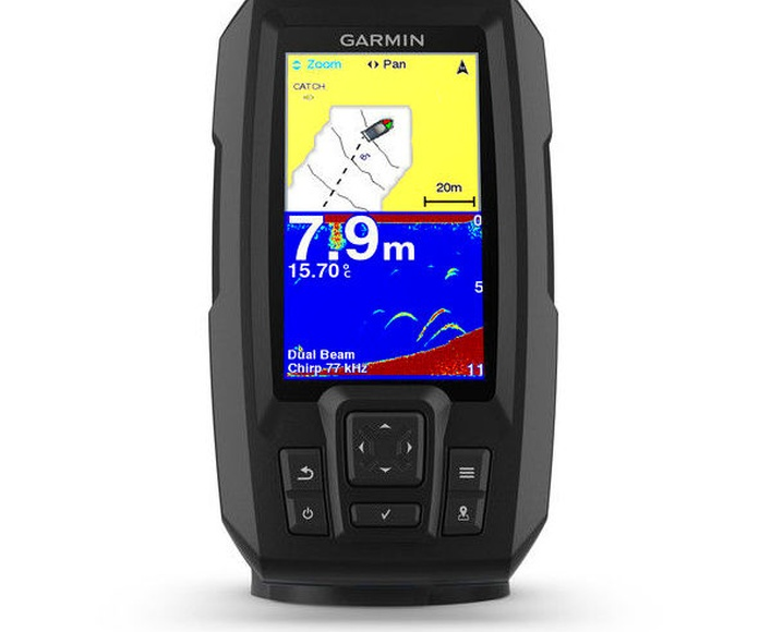 Garmin Strike 4cv