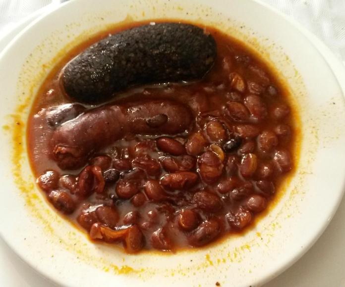 Arroces y guisos: Carta y menús de Restaurante El Salón