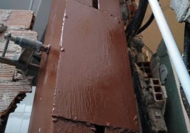 Rehabilitación estructuras de acero