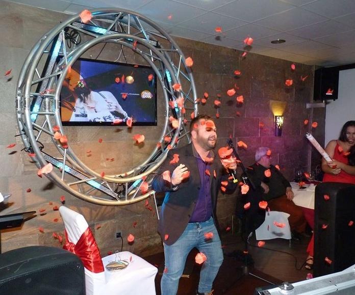Karaoke concursos: Nuestros servicios de Jukeval Eventos