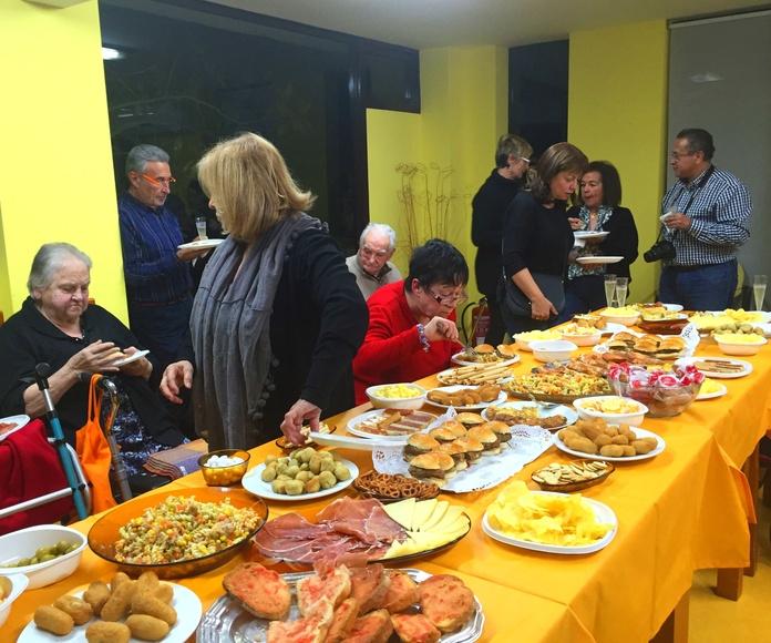 Residencia geriátrica El Pinar - Terrassa / Sabadell
