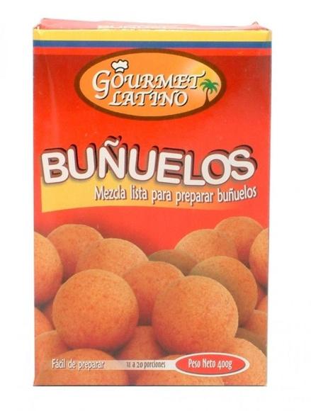 Buñuelos Gourmet Latino: PRODUCTOS de La Cabaña 5 continentes