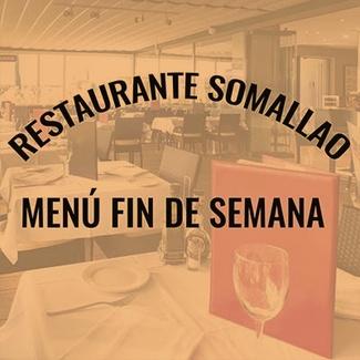 Restaurante Somallao Rivas, Menú Especial Sábado 11 de Julio 2020