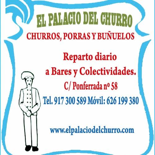 Chocolate con churros en Plaza de Castilla, Madrid | El Palacio del Churro