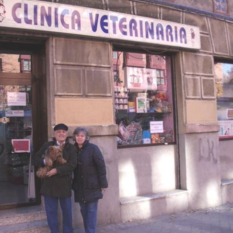 Igualas: Servicios de Clínica Veterinaria Pirámides