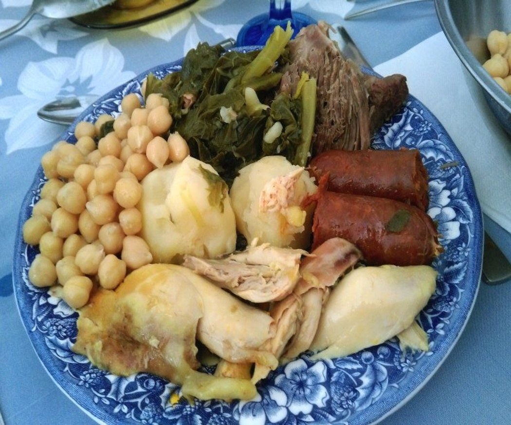 Ven a comer el mejor cocido madrileño
