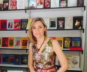 Dra. Alejandra Menassa en la Feria del Libro