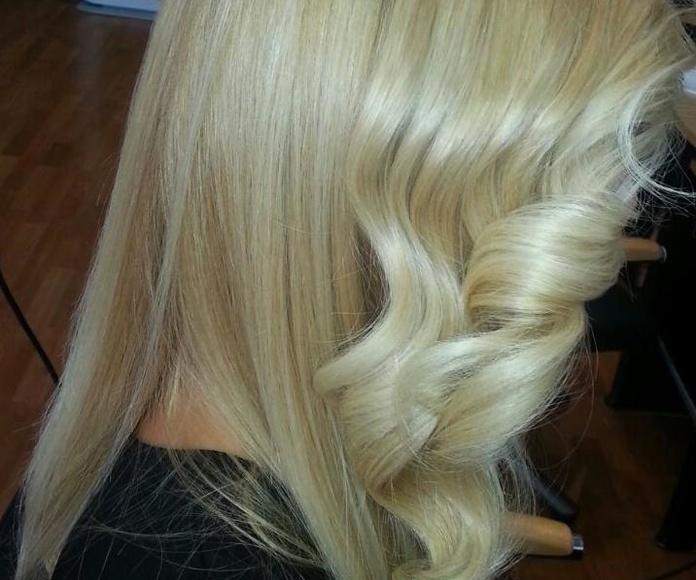 Color Ilumina Wella. Asia peluquería Aguadulce