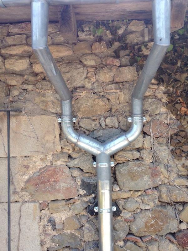 Piezas especiales en zinc en Girona