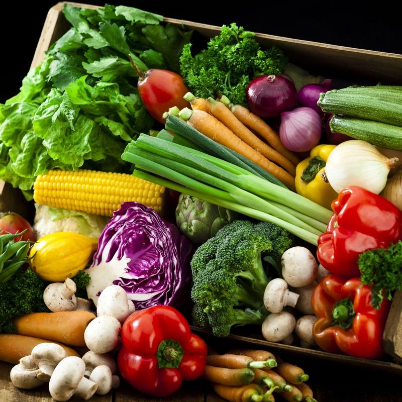 Verduras y hortalizas: Frutas y verduras de La Alegría de la Huerta