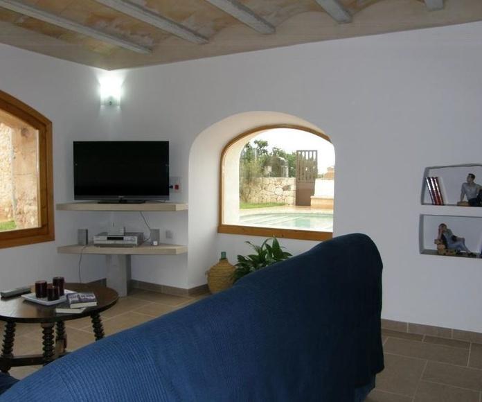 Casa rural S´Horta. Ref. C035: Inmuebles de Inmobiliaria Cala Santanyí
