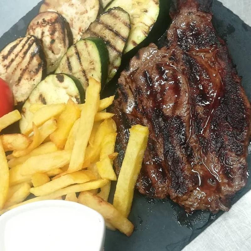 NUESTRA BRASA: NUESTRA CARTA de Vera Restaurante