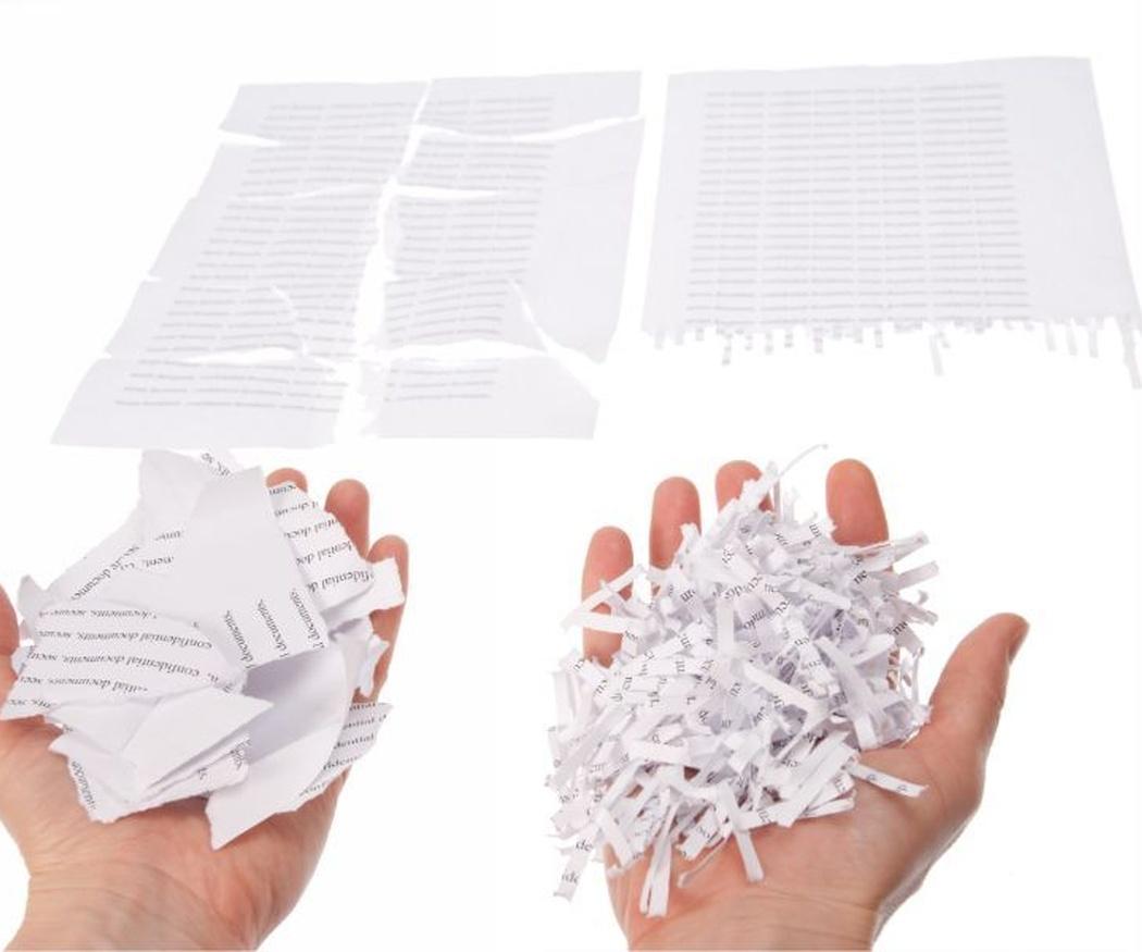Por qué debes contar con profesionales de la destrucción de documentos