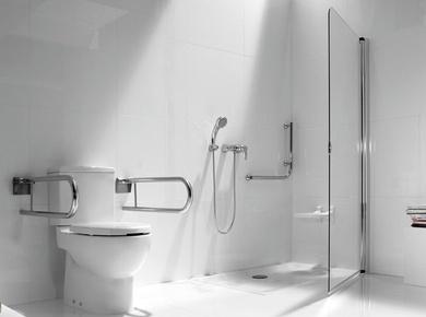 Reforma baño para discapacitados Valencia