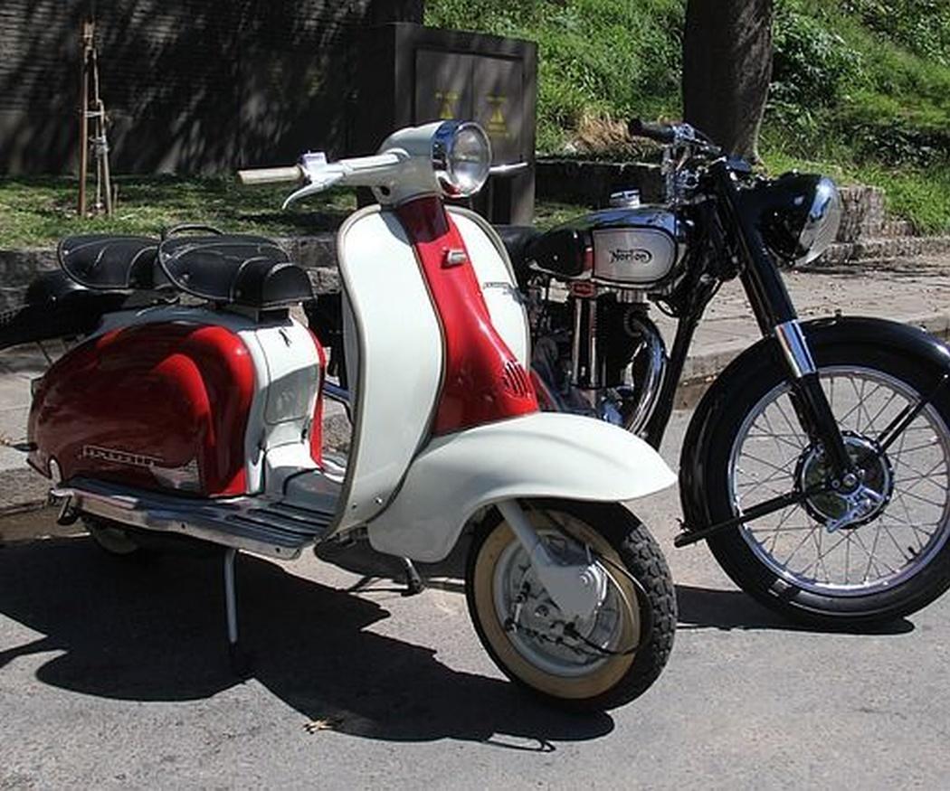 Las motos clásicas más cotizadas en una subasta