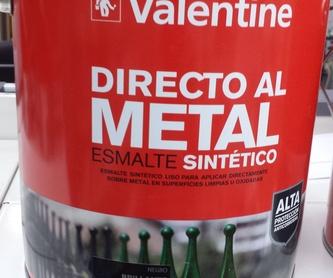 Barnices: Productos y Servicios de Autopinturas Fuengirola