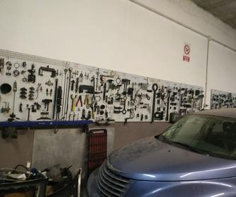 Chapa y pintura: Servicios de Taller Joan Carles
