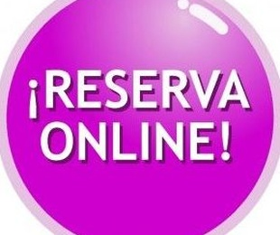 Haz tu reserva On-Line
