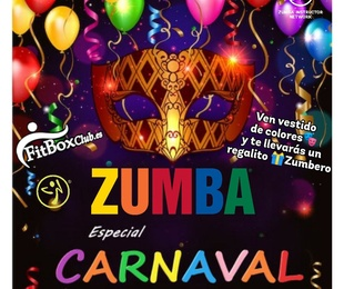 Especial Zumba Carnaval