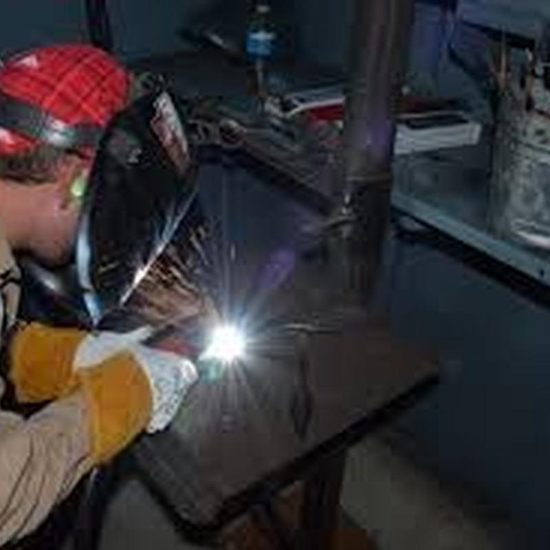 Carpintería de hierro: Servicios de CM Marcu