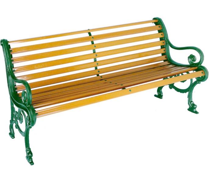 Muebles de jardín en Aluminio de fundición: Productos y Servicios de Aluminco & Panel, S.L.