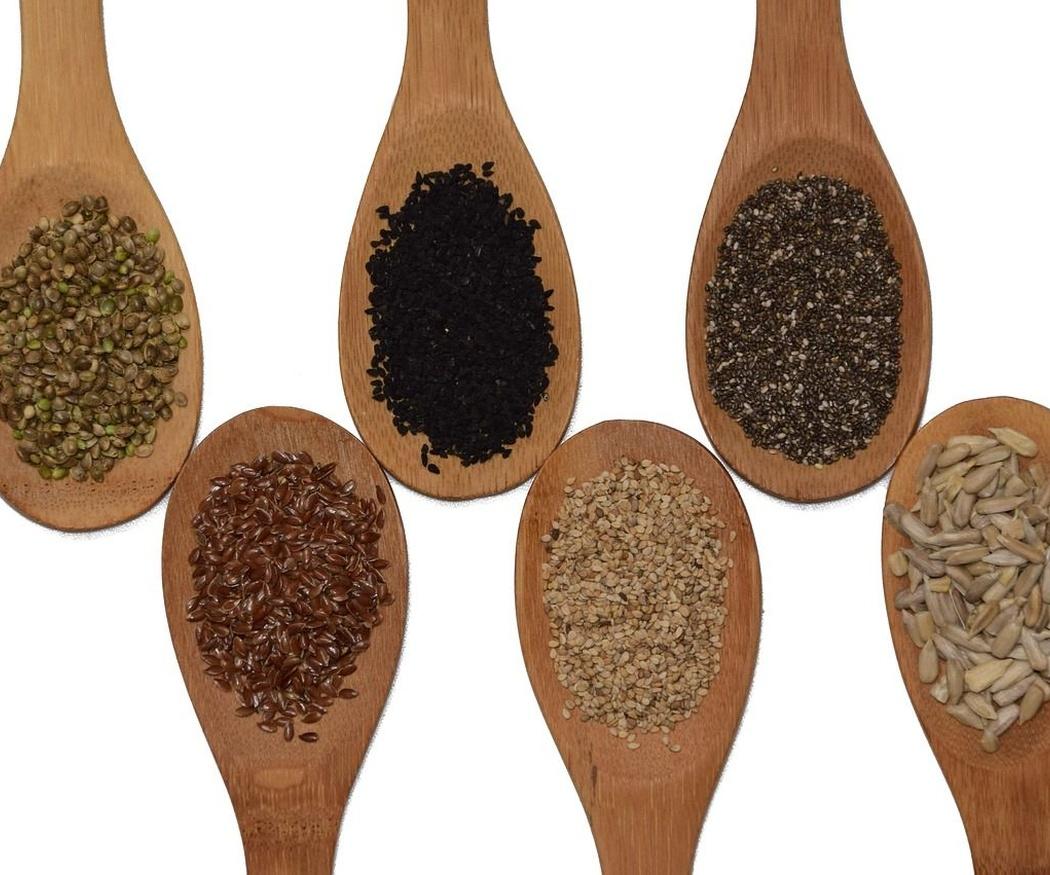 Aceite de semillas para freír