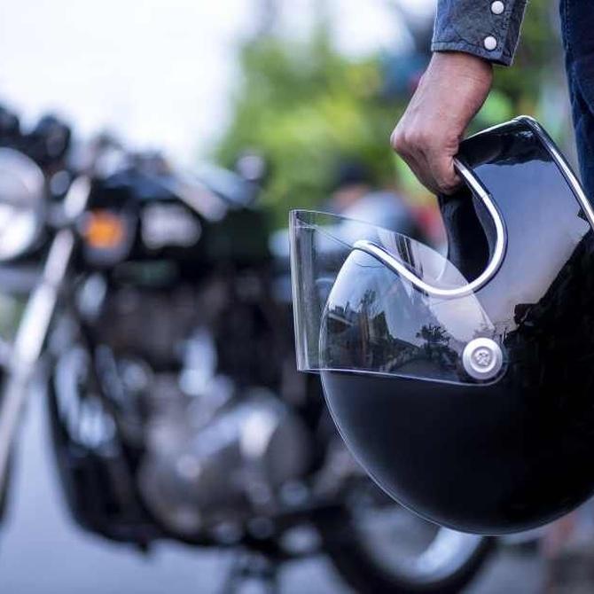 Partes del examen para el carnet de moto