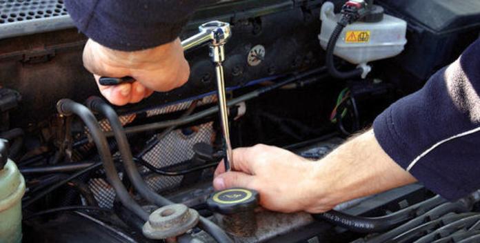 Mecánica: Nuestro taller de Talleres Baranda Automoción