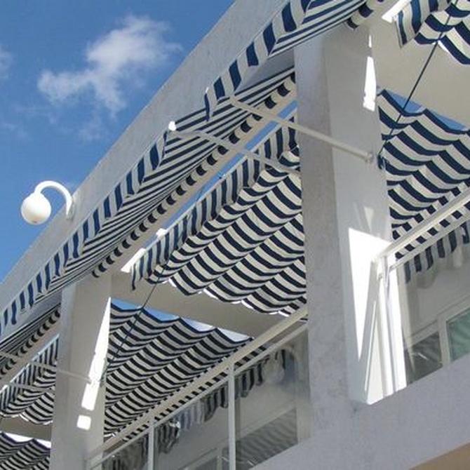 Ventajas de instalar un toldo en una terraza