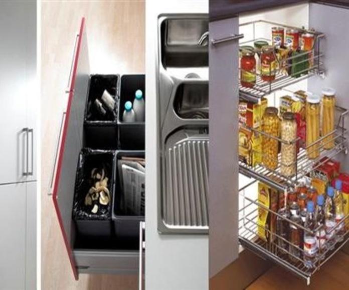 Complementos: Catálogo de Fábrica de Cocinas Kunchen