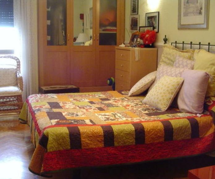 Plaza Salamero nº 14, 125 metros, 3 dormitorios, 10ª planta: Inmuebles de Fincas Goya