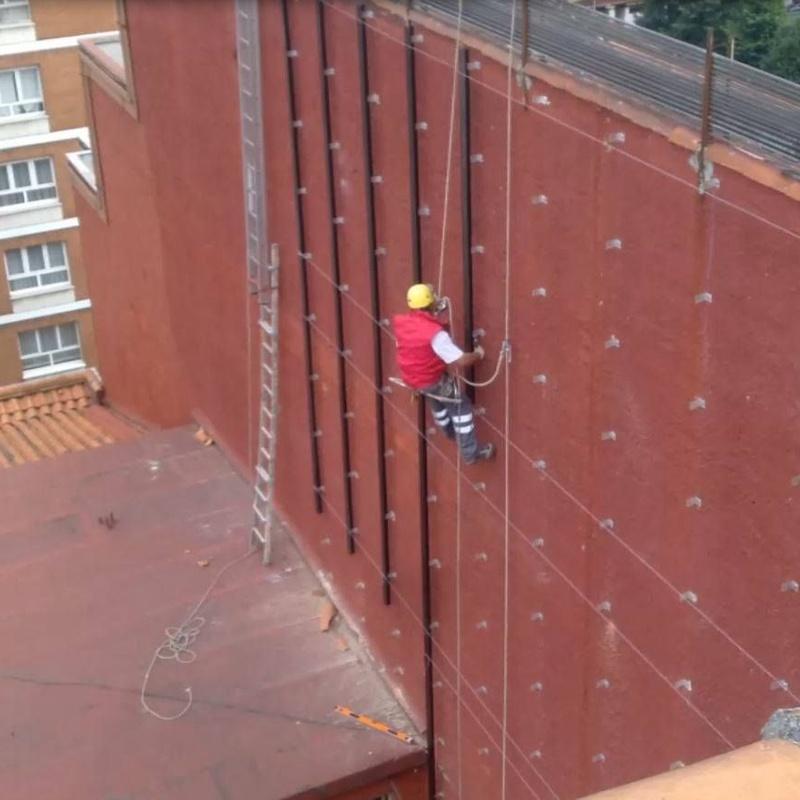 Trabajos en altura Asturia: Servicios de Asturiana de Trabajos en Altura