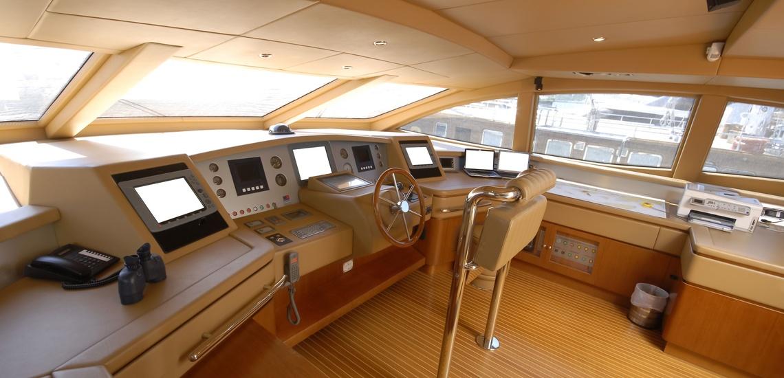 Diseño náutico interior y exterior y reforma de barcos en Baleares