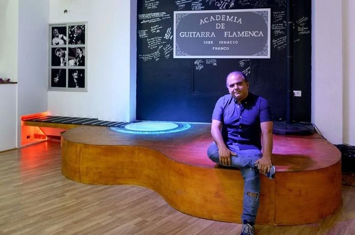 José Ignacio Franco : Clases de Academia de Guitarra Flamenca José Ignacio Franco