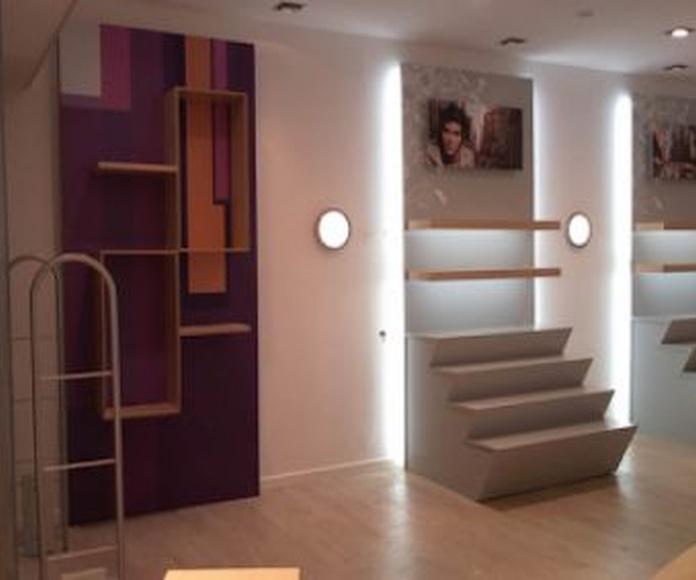 Stands y mostradores: Productos y servicios de MQMadera Interiores