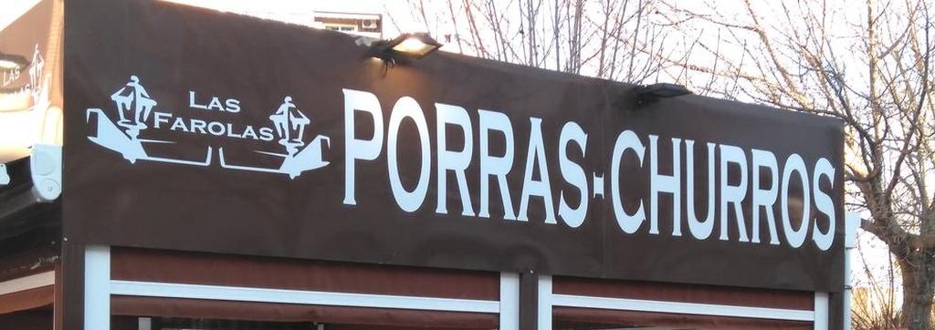 Churros con chocolate en Fuencarral, Madrid | Churrería Chocolatería Las Farolas